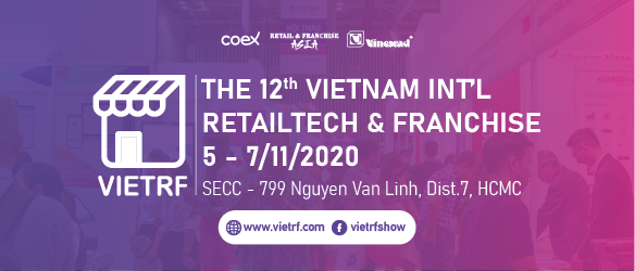 Vietnam Int'l Retailtech and Franchise show